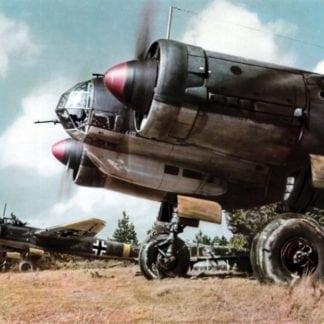 Ju-88 / Ju-188 / Ju-388