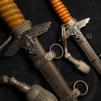 BAYONETS & EDGED WEAPONS