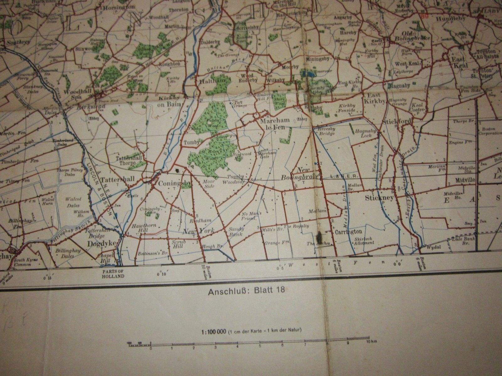 5 Lembar Voucher Mitra Adi Perkasa Map 100000 Voucher Map 100k Ww2 German 1100000 Fliegerkarte Pilot
